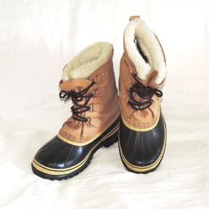 Sorel Caribou winter snow boots